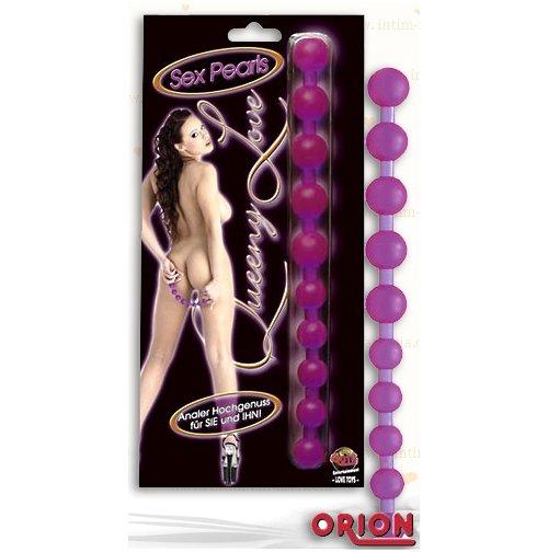 Анальные шарики Sex Pearls купить в секс шопе