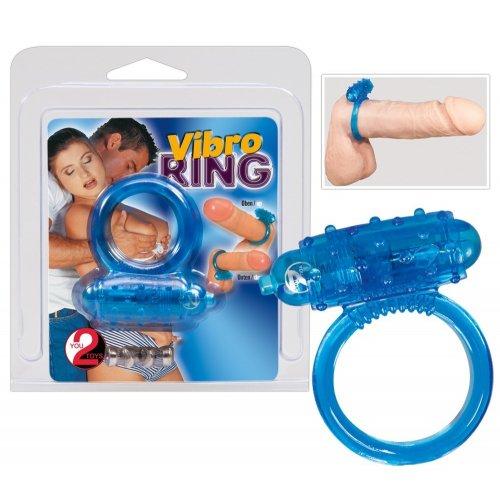 Мужское эрекционное кольцо