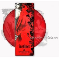 Мужские духи с феромоном PURE instinct (red), 5ml