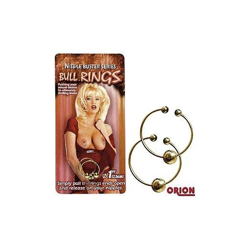Кольца на соски Bull Rings