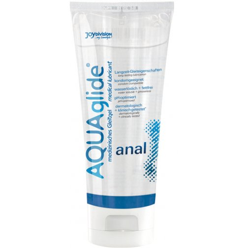 Анальная смазка купить Aqua Glide Anal, 100мл