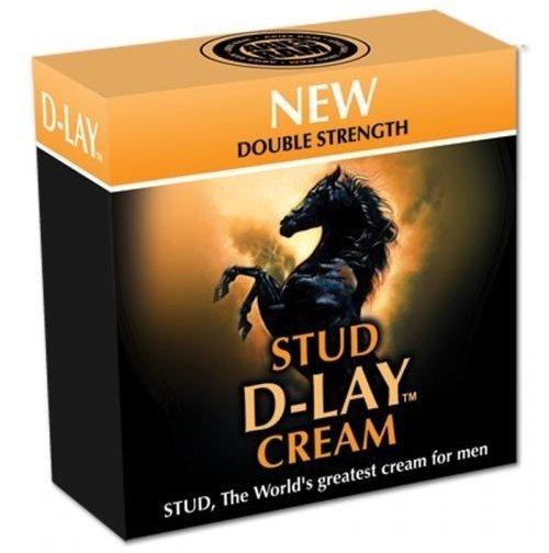Крем задерживающий семяизвержение STUD D-LAY купить