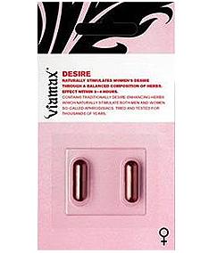 Женские возбуждающие таблетки ViaMax