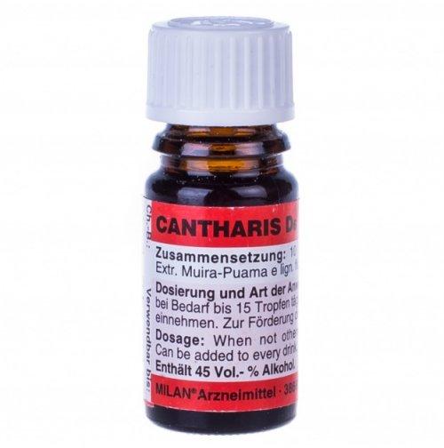 Возбуждающие капли CANTHARIS D6 купить