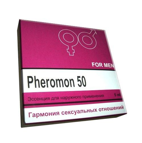 Pheromon 50 (мужской), 5мл