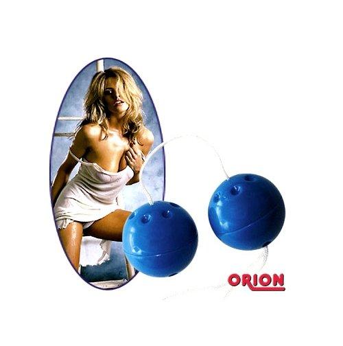 Вагинальные шарики голубого цвета