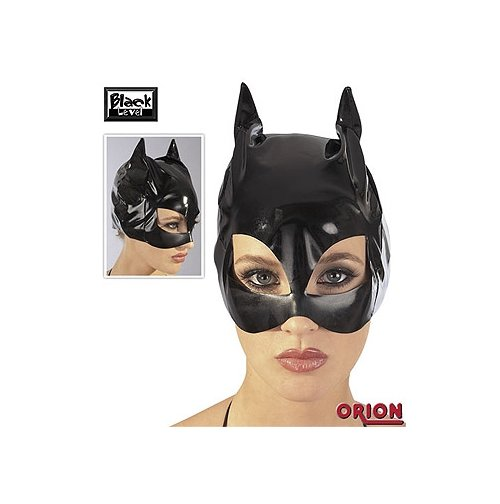 Маска Черная кошка
