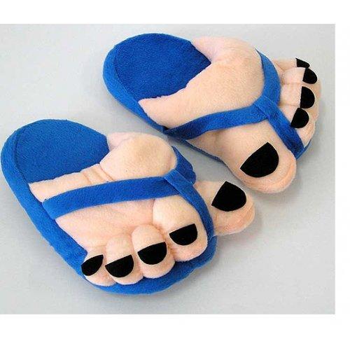 Секс приколы - Тапочки Супер ноги