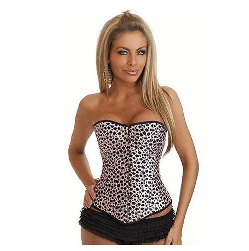 Корсет леопард