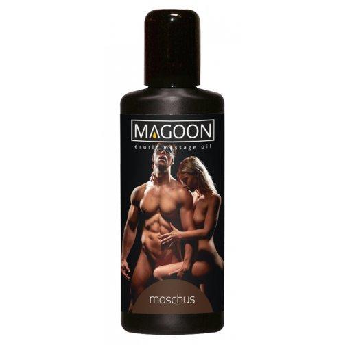 Эротическое массажное масло Мускус