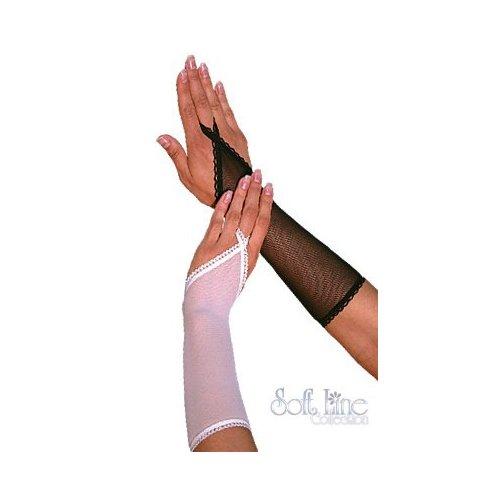 Женские перчатки (сетка)
