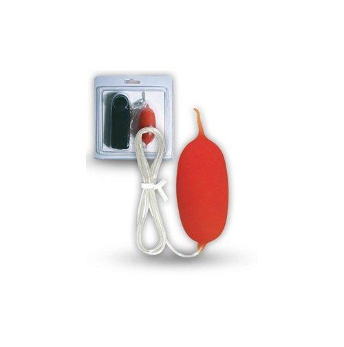 Вибро-яйцо киберкожа (красного цвета)