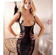 Купить платье с открытой грудью