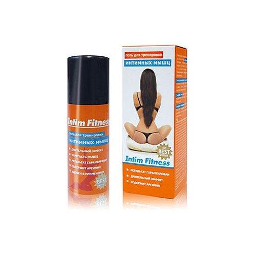 Гель для тренировок интимных мышц Intim Fitness, 50 мл