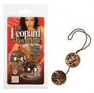Леопардовые вагинальные шарики