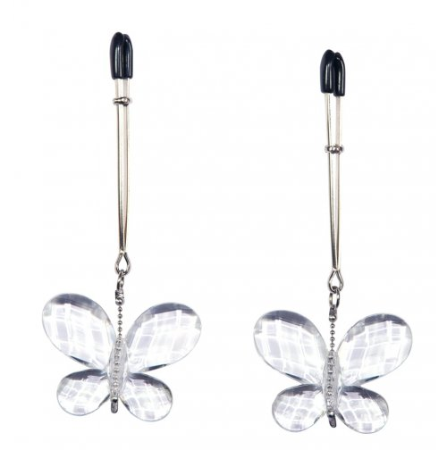 Купить зажимы для сосков Butterfly Бабочка