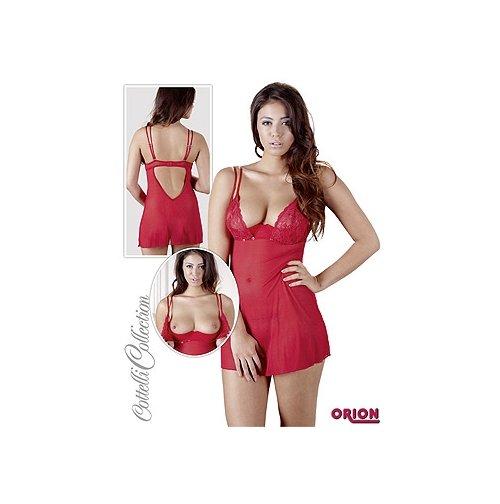 Сексуальное платье Strip красное