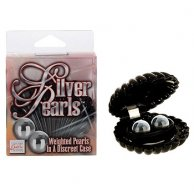 Вагинальные шарики купить Silver Pearls