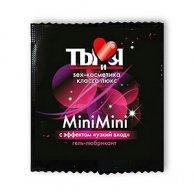 Гель MiniMini для сужения влагалища, 4г