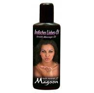 """Интимное массажное масло """"Индийская любовь"""" для эротического массажа"""