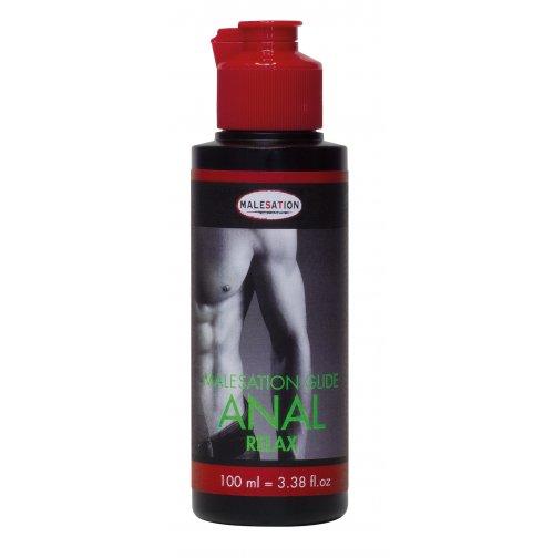Купить Анальную смазку - MALESATION Anal Relax Lubricant 100 ml