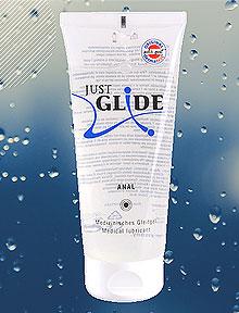 Анальная смазка Just Glide Anal, 200 мл