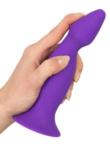Анальная пробка Pure Lilac Vibes