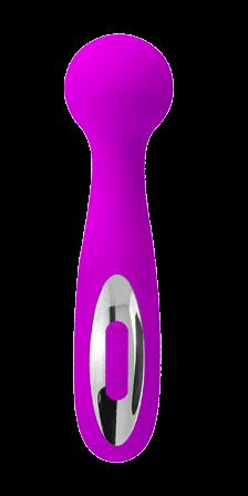 Hi-tech вибратор - Wade Massager Purple