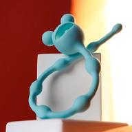 Анальная цепочка Anal Beads Froggy, силиконовая, 27,4 см