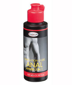 Анальная смазка - MALESATION Anal Hybrid Lubricant (water based), 100 мл