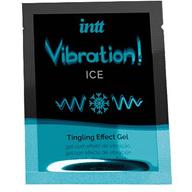 Жидкий вибратор Intt Vibration Ice (пробник 5 мл)