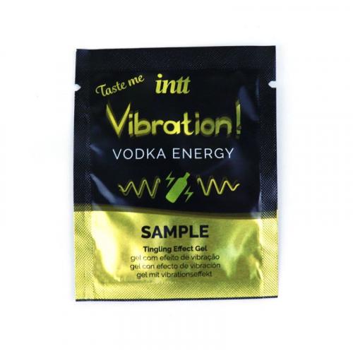 Купить очень мощный жидкий вибратор Intt Vibration Vodka