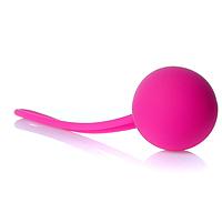 Вагинальный шарик Silicone Kegel Ball Pink