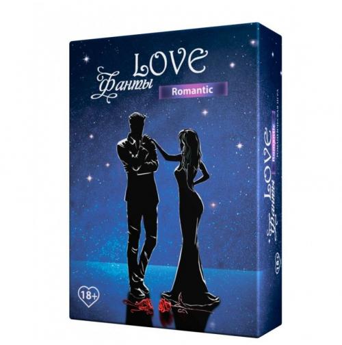 Купить Игру для пары «LOVE Фанты: Романтик»