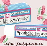 Купить Возбуждающий крем - Spanische Liebescreme
