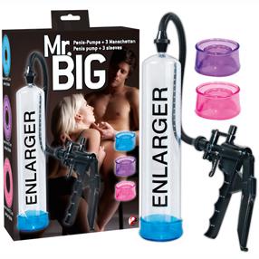 Мужская помпа Mr. Big 3