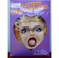 Секс кукла TEENAGE GIRL с вибрацией