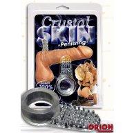 Насадка Penisring Crystal Skin